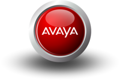 avaya button